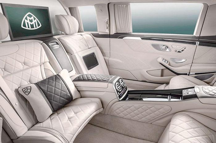 Mercedes-Benz Maybach W222