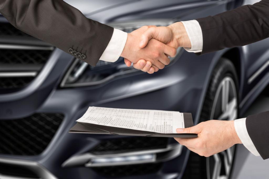 Аренда автомобилей для юридических лиц